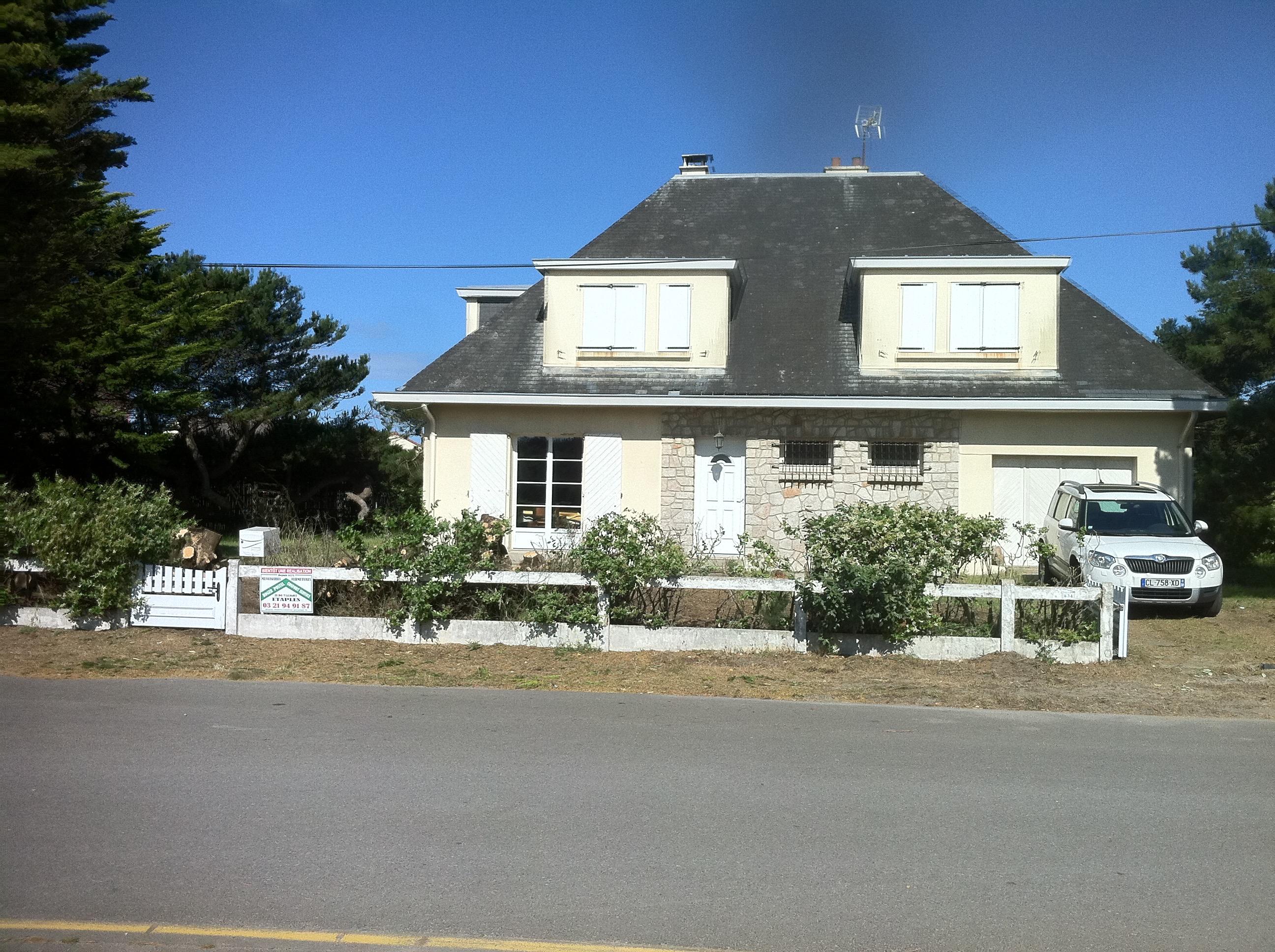 Villa-Yeure - Plage Sante Cecile - Cote d'Opale