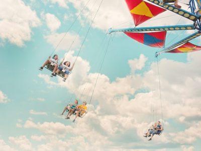 Parc attraction Bagatelle - Merlimont - Cote d'Opale
